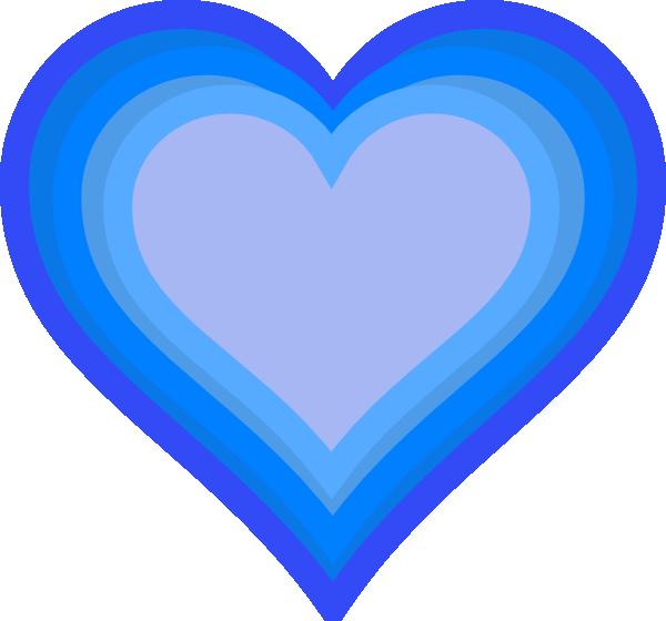 Free blue heart.