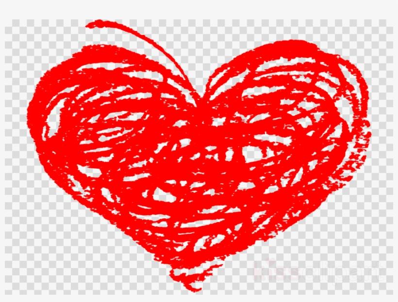 Doodle Heart Png Clipart Heart Clip Art