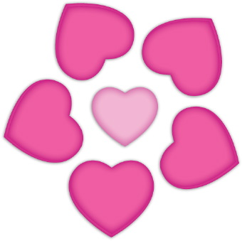 Free Flower Heart Cliparts, Download Free Clip Art, Free