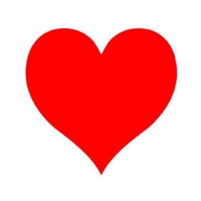 Heart clipart transparent.