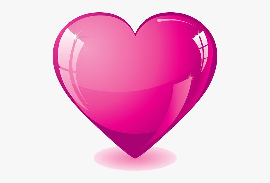 Hearts Clipart Transparent Background