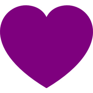 Free Purple Heart Cliparts, Download Free Clip Art, Free