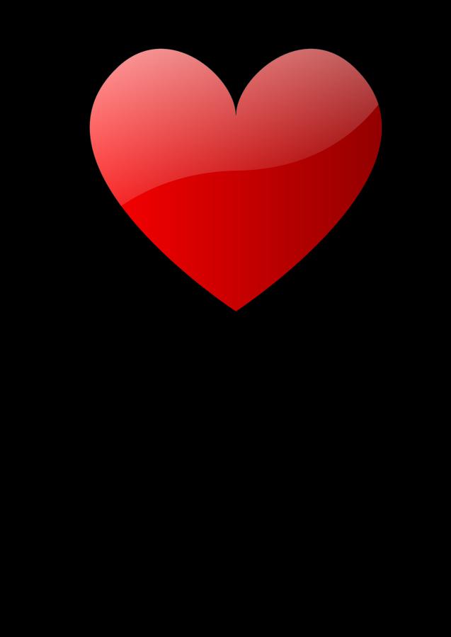 Free small heart.