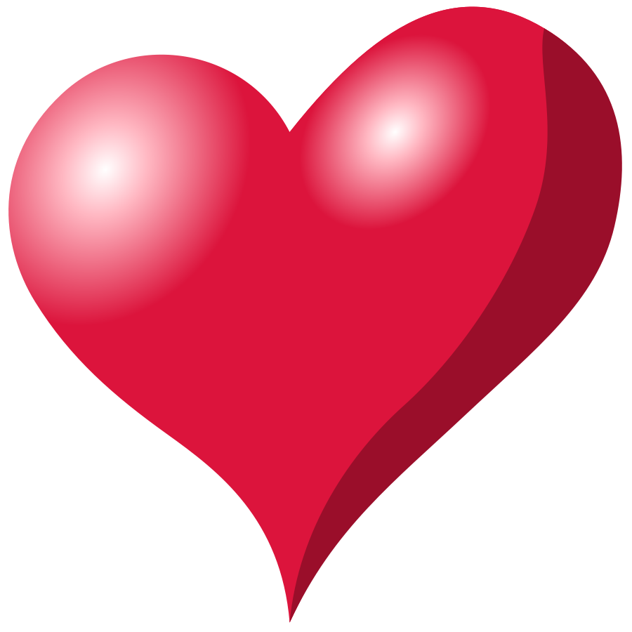 Free Vector Hearts, Download Free Clip Art, Free Clip Art on