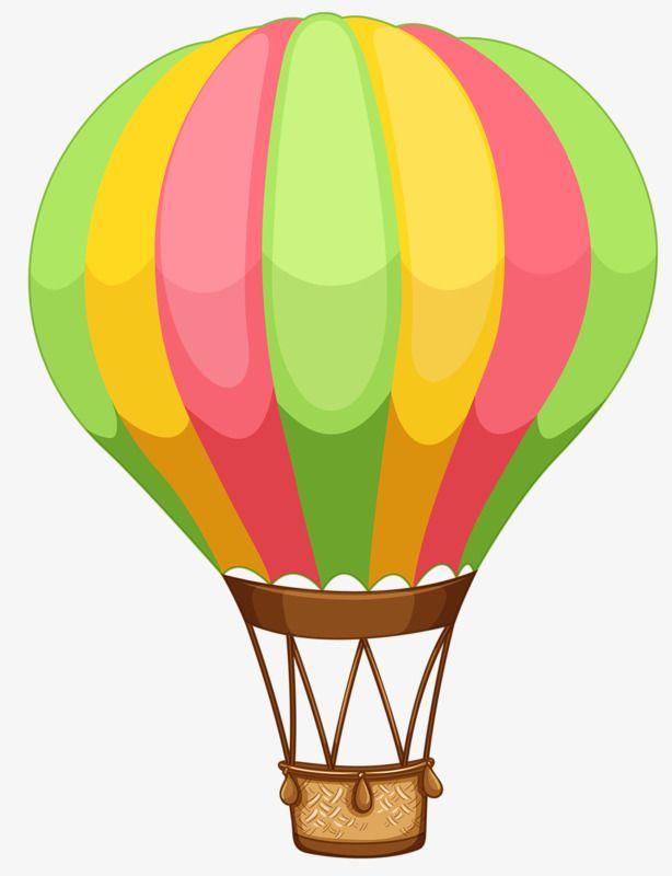 Beautiful Hot Air Balloon, Balloon Clipart, Hot Air Balloon