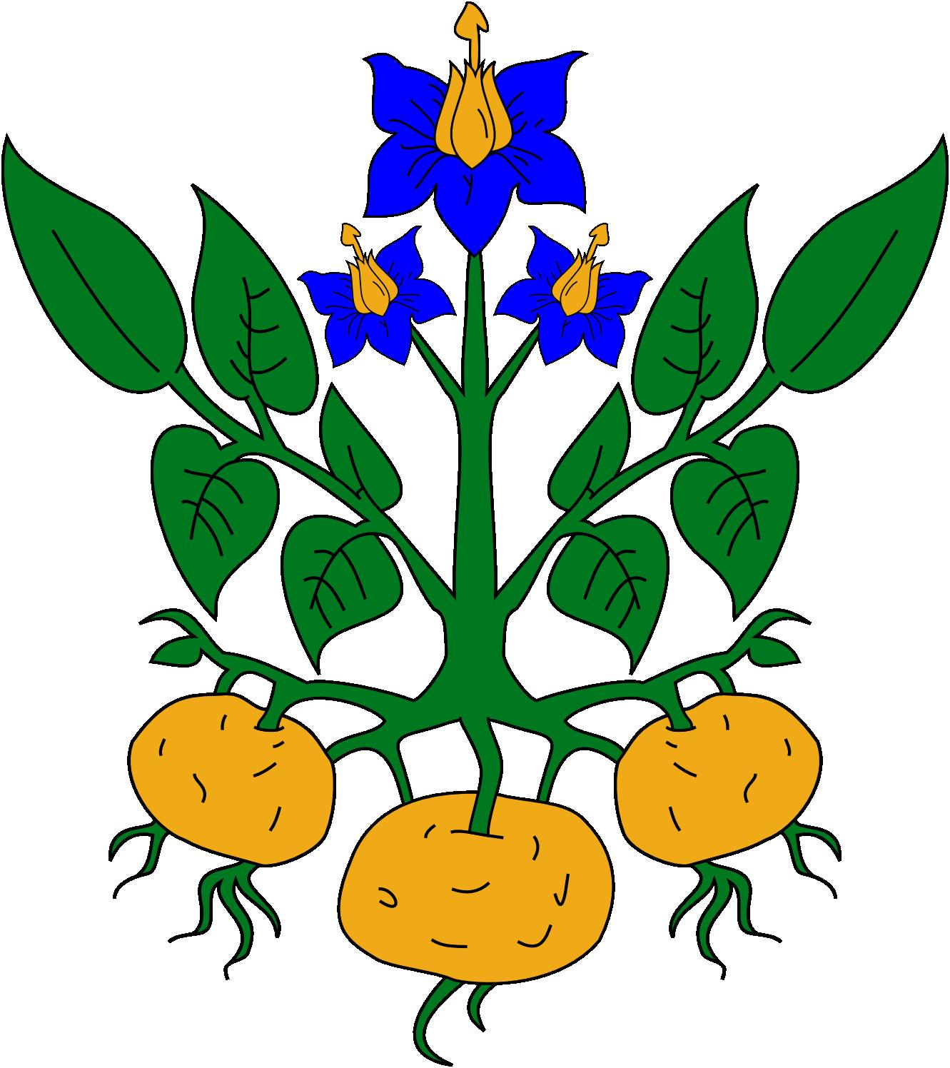 Free heraldic clipart.