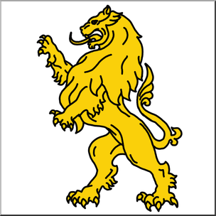 Clip art heraldry.
