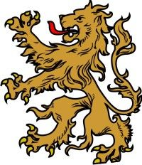 Lion from family.