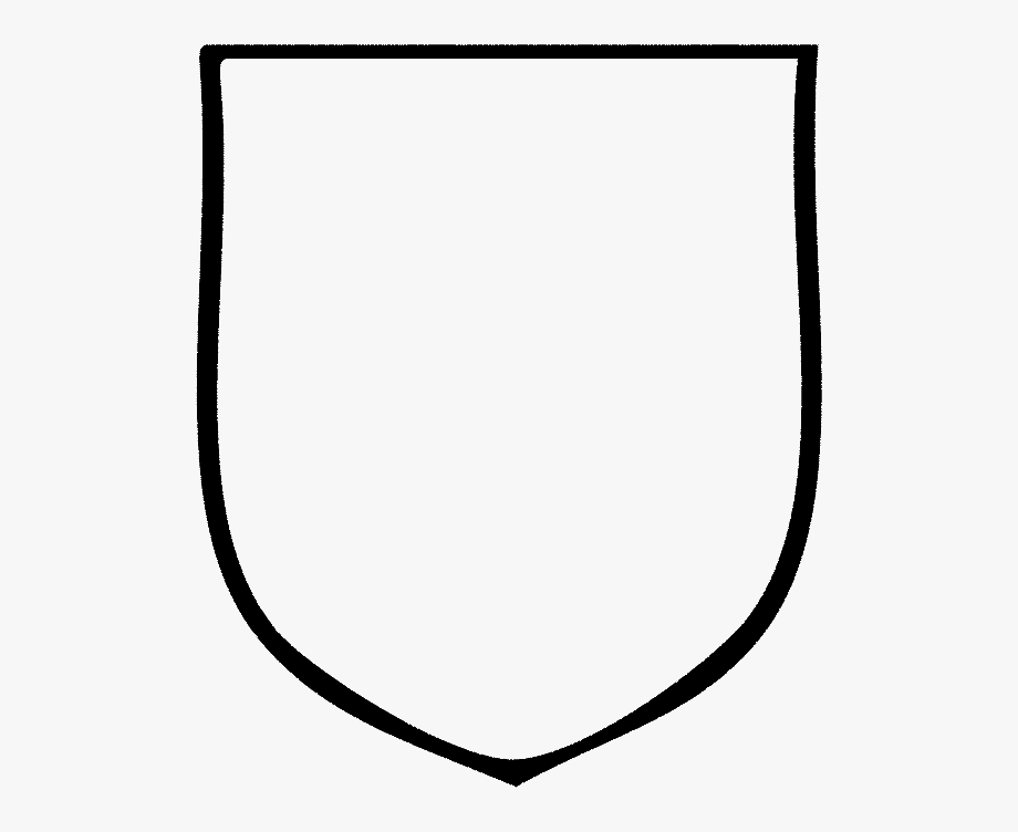 Coat arms shield.