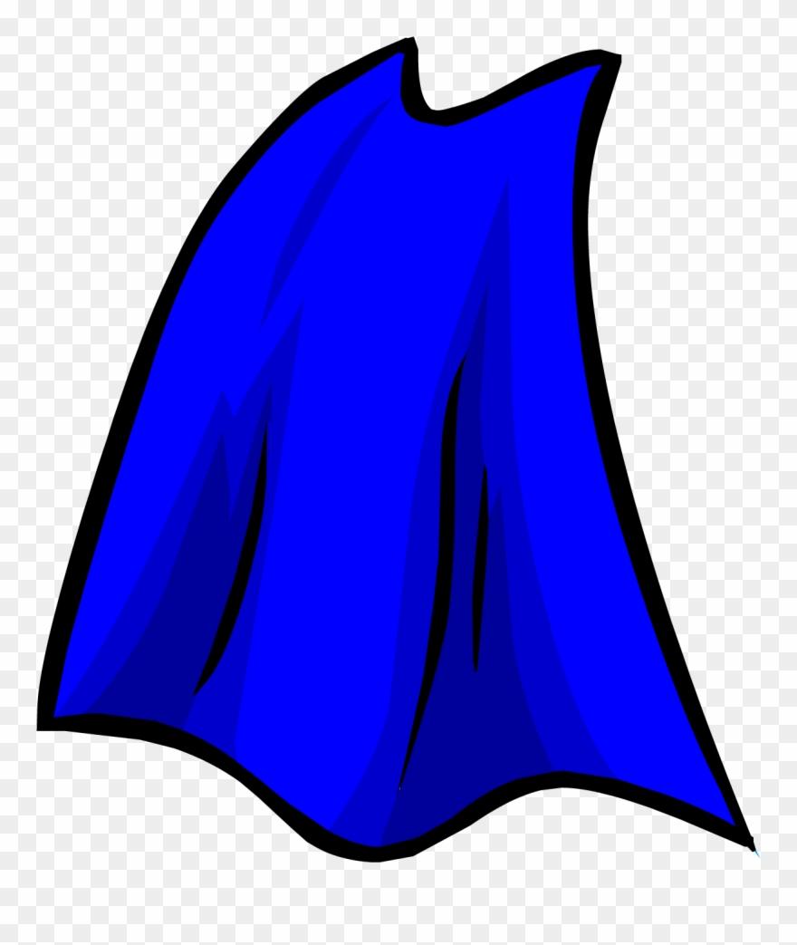 cape clipart outline