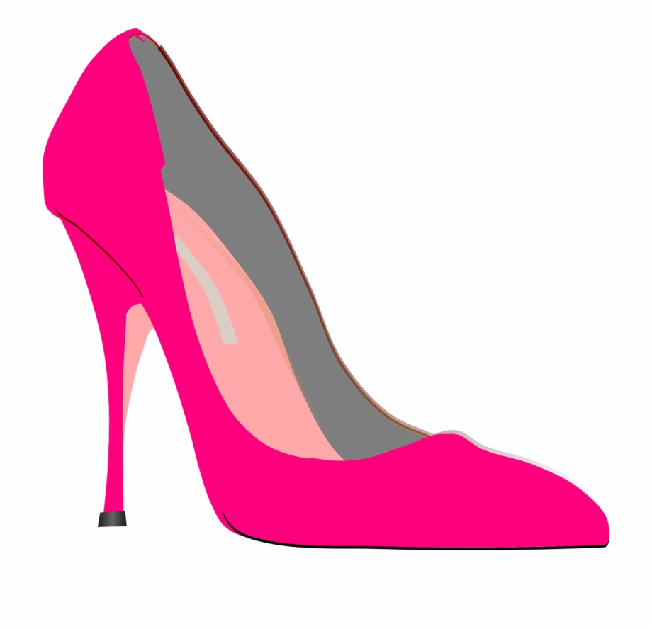High heels stilettos.