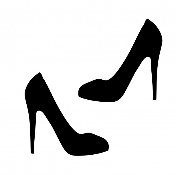 Free high heel.