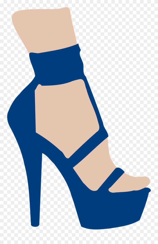 High heel stilettos.