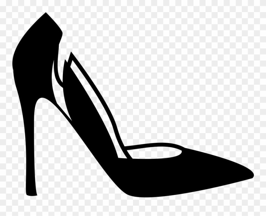Stiletto heels icon.