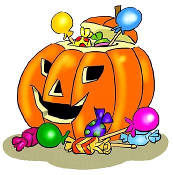 Free halloween candy.