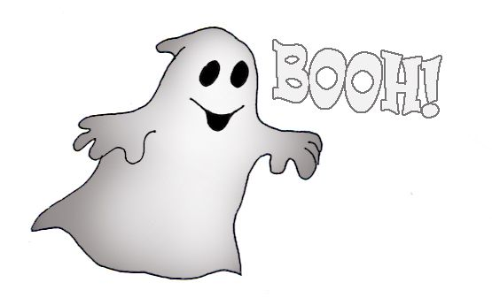 Halloween ghost pictures for kids