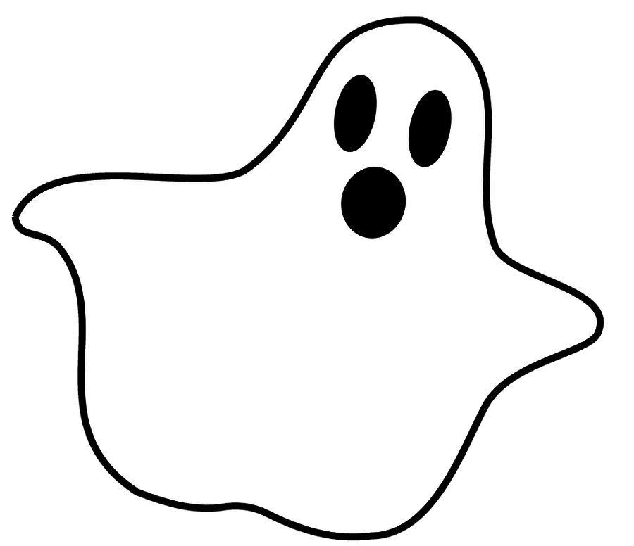 Best ghost clipart.