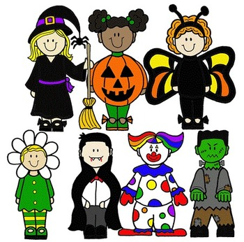 Free Kids Halloween Clipart, Download Free Clip Art, Free