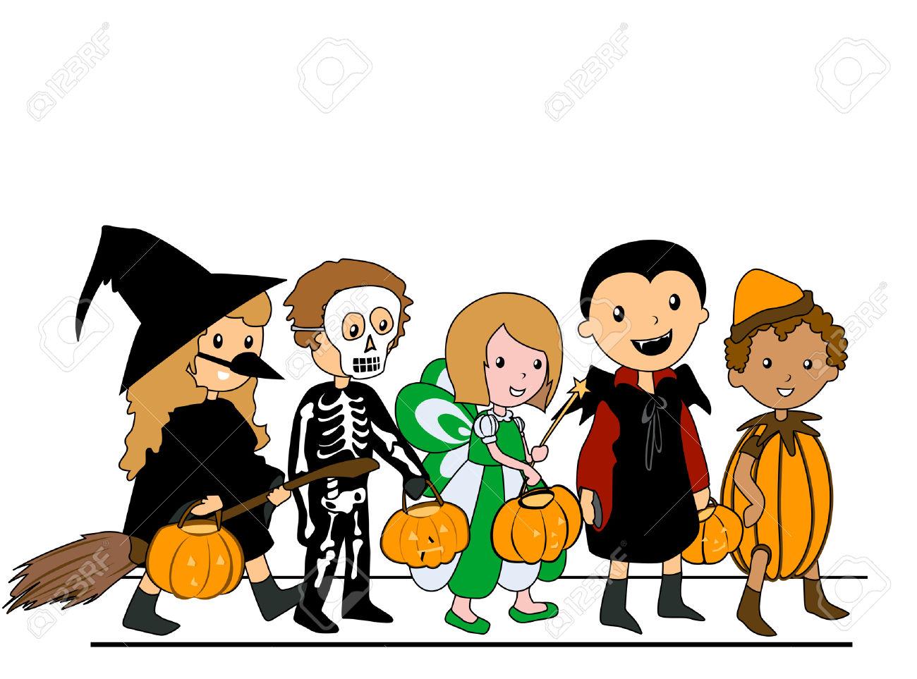 Halloween Clipart For Kids
