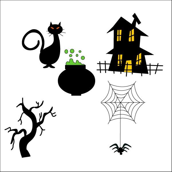 Free Simple Halloween Drawings, Download Free Clip Art, Free