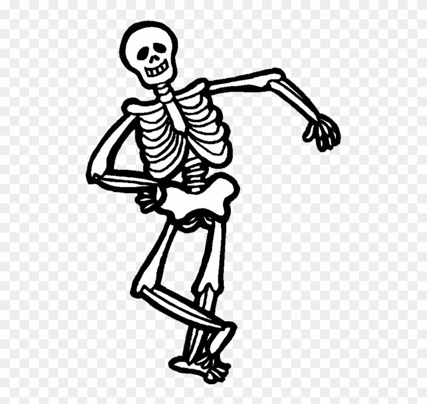 Halloween skeleton pictures.