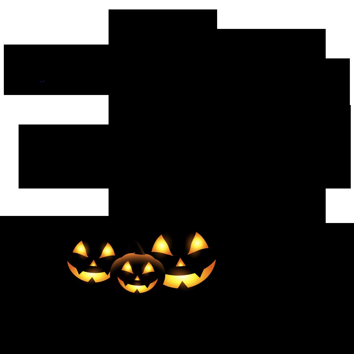 Halloween Spooktacular Costume party Clip art