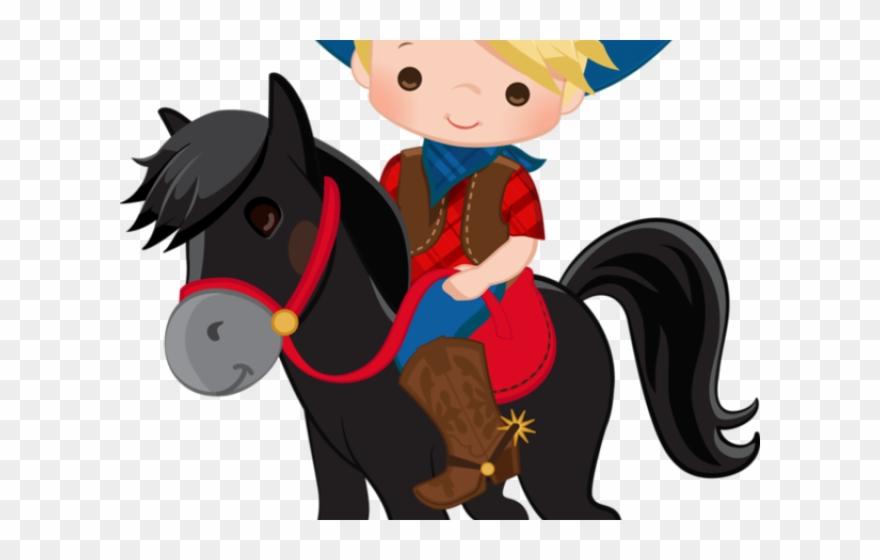 Horse Clipart Wild West