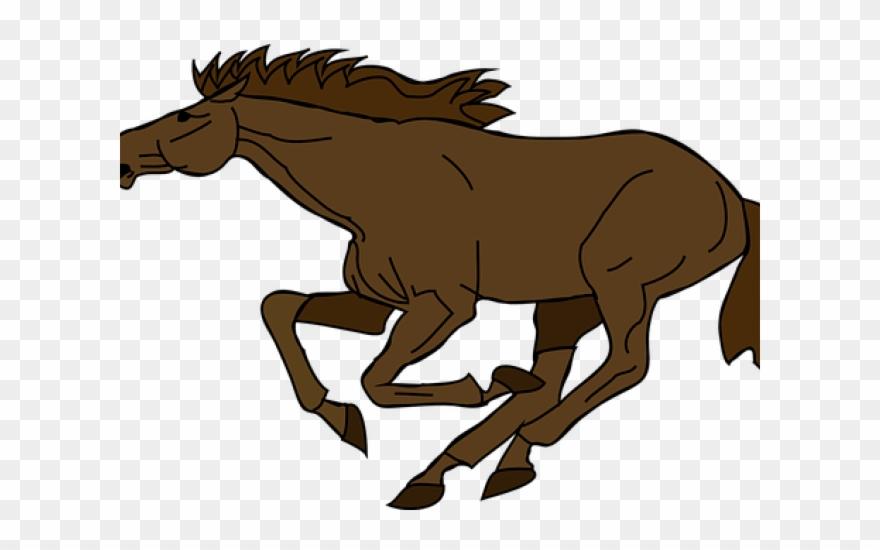 Horse clipart gallop.