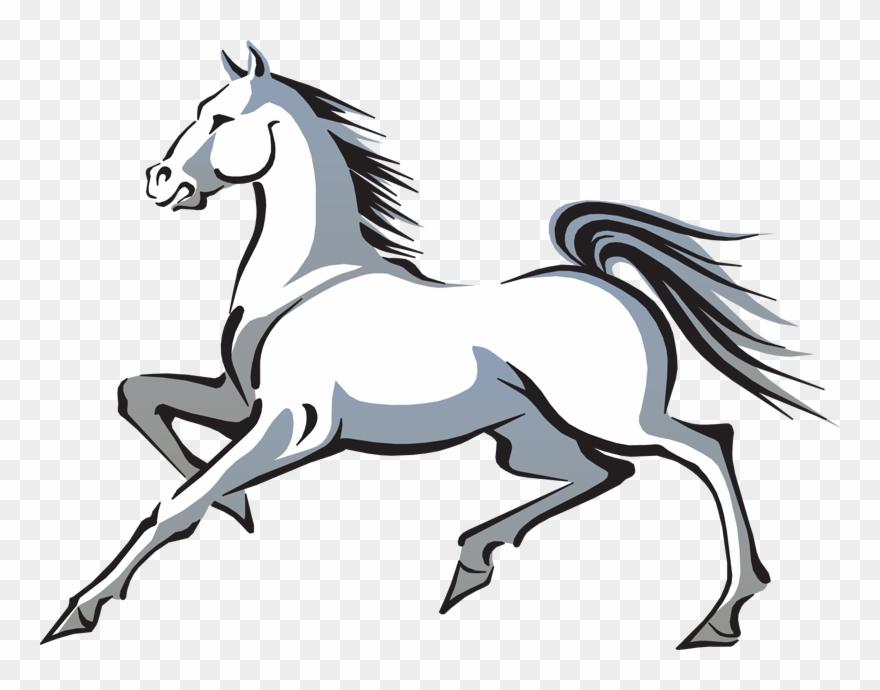 Free horse clip.