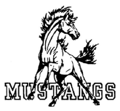 Free mustang horse.