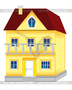 Big house clipart