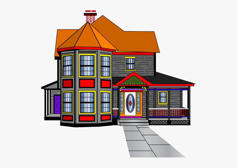 house clipart big