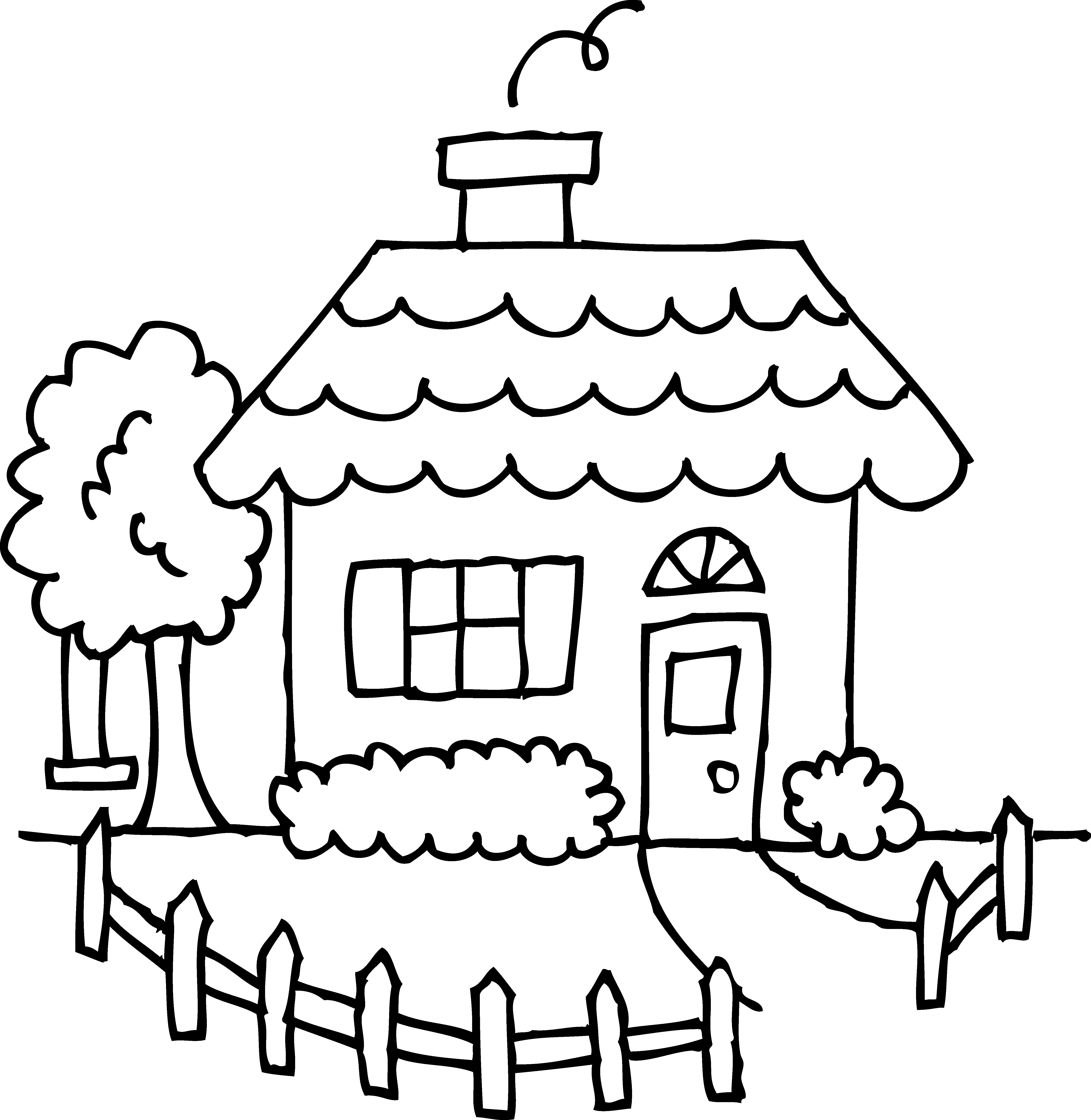 Free images house.