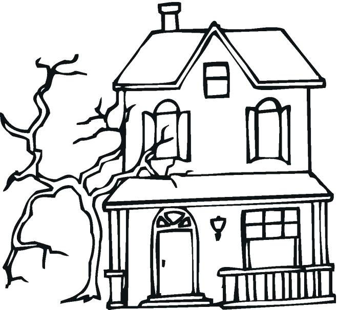 Collection of Haunted house clipart
