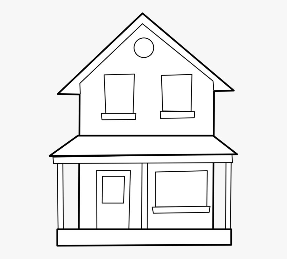 House storey drawing.