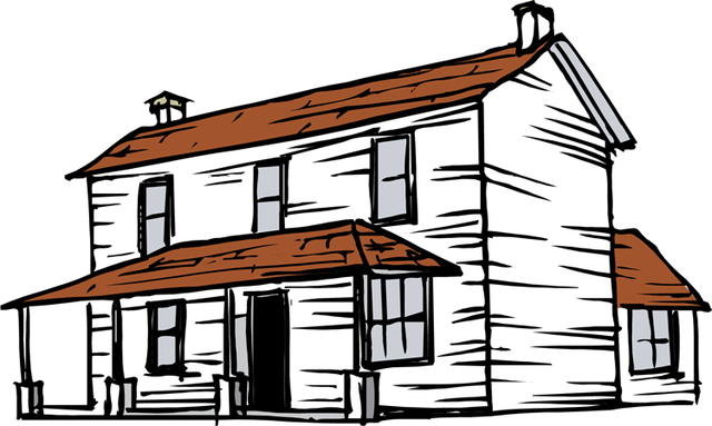 Free Old House Clipart, Download Free Clip Art, Free Clip