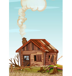 Old House Clipart Vector Images