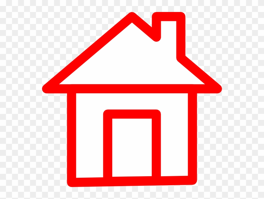 Home Clipart Red House