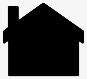 House Silhouette PNG, Transparent House Silhouette PNG Image