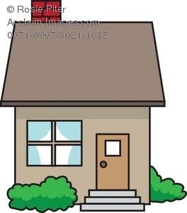 Little house clipart clipartxtras