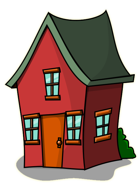Free transparent house.