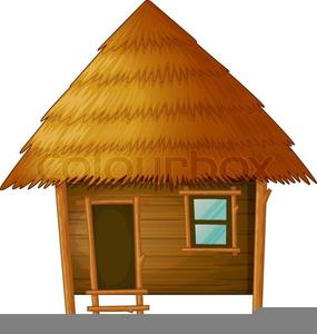 Free Clipart Tiki Hut