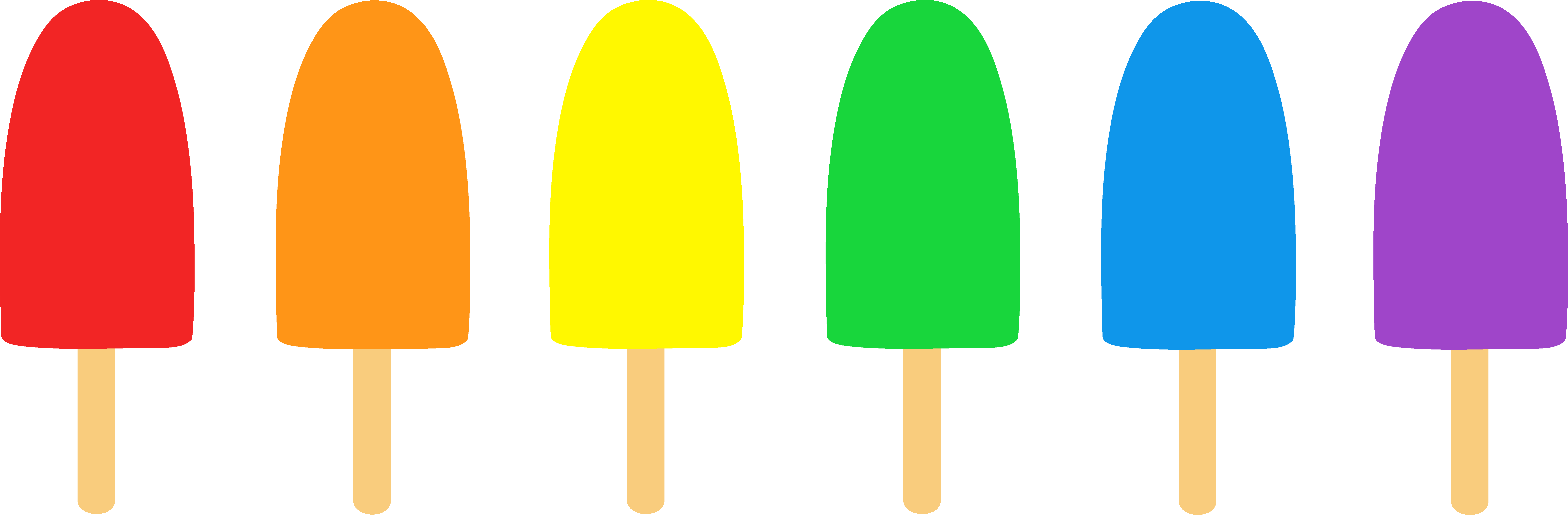 Free popsicle clipart.