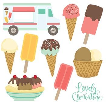 Ice cream clip.
