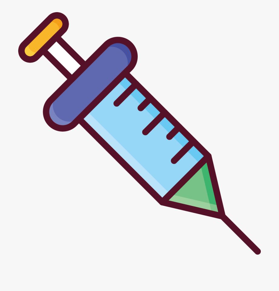 Medical needle clip.