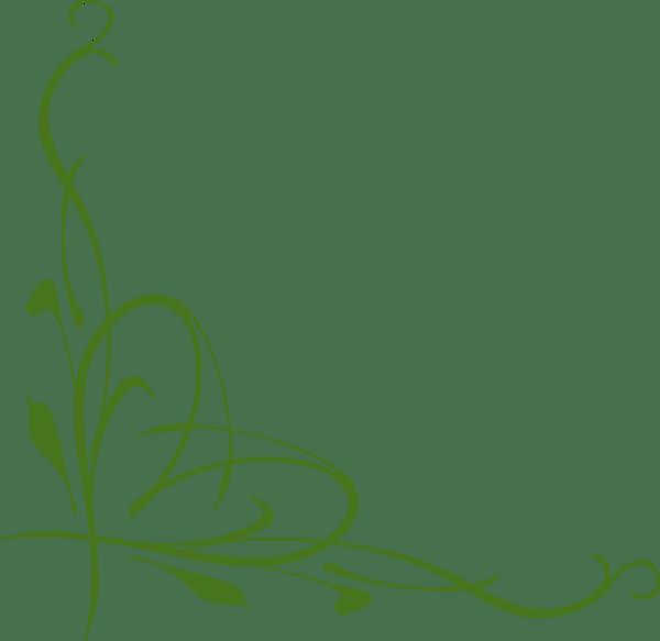 Ivy clipart corner ivy border, Ivy corner ivy border