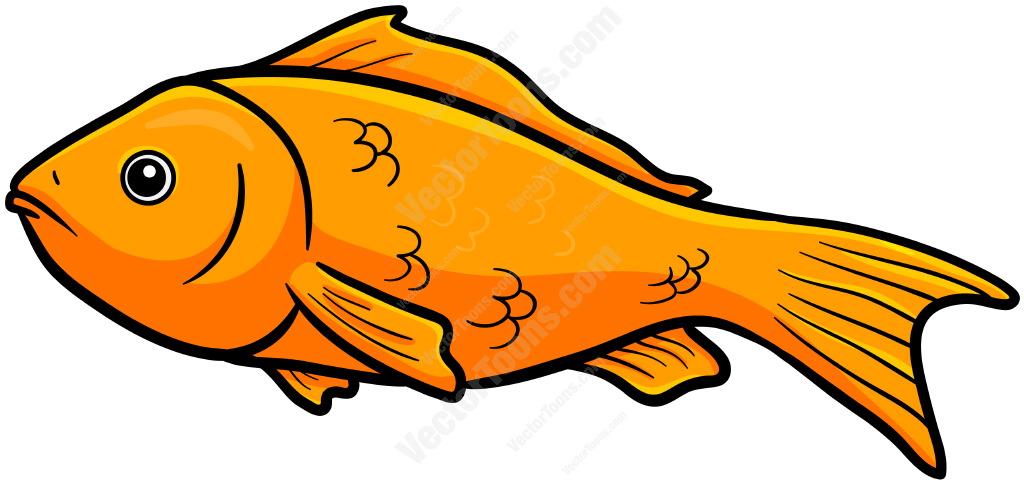 Cartoon fish fish.