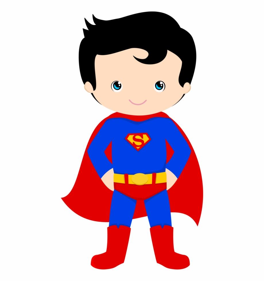 Printable super hero.