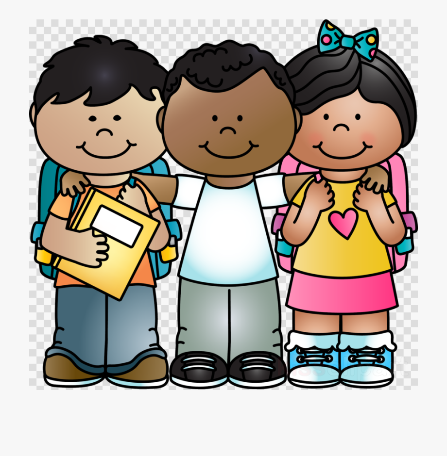 Children clipart school.