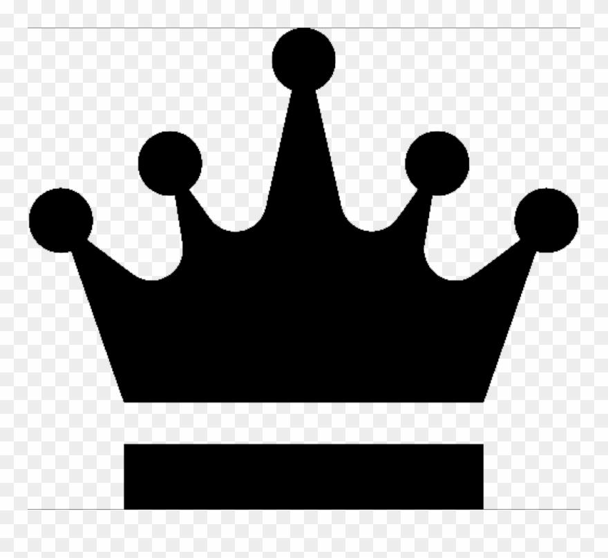 Crown cutout clipart.